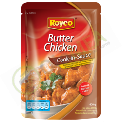 Royco dry cook in sauce...