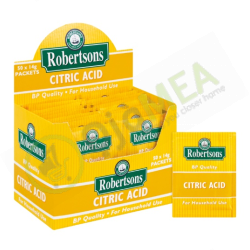 robertsons citric acid 14g...