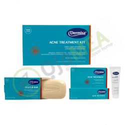 Dermisa Acne Kit with...