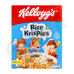 Kellogg's Rice Crispies 400g