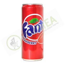 Fanta strawberry 330ml