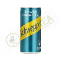 Can Schweppes Lemonade 200Ml