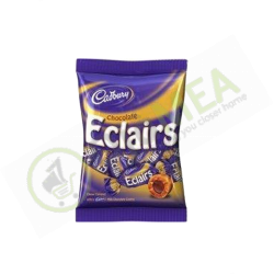 cadbury chocolate eclairs 50s