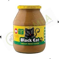 black cat peanut butter...