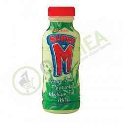 CLover Super M Cream Soda