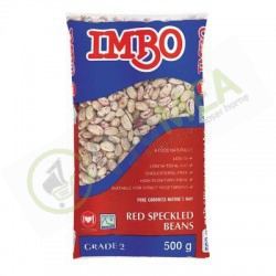 imbo red speckled beans 500g