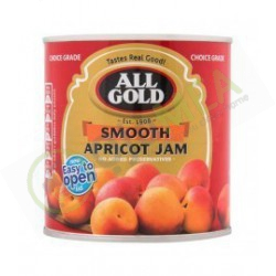 All gold jam apricot smooth...