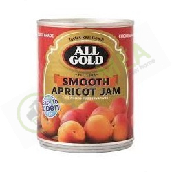 ALL GOLD Jam Apricot &...