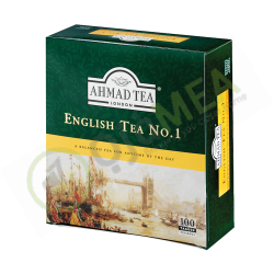 Ahmad tea English tea no.1...