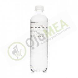 Natural spring water 500 ml
