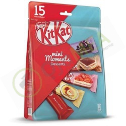 nestle kikat mini moments