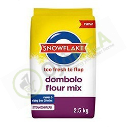snowflake dombolo flour mix...