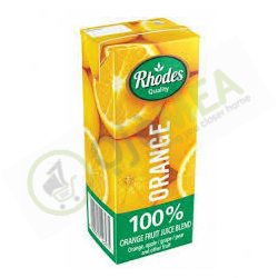 Rhodes juice orange 200ml