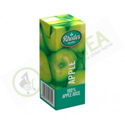 Rhodes juice apple 200ml