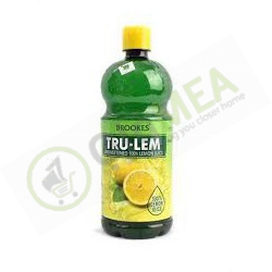 brookes tru lemon 250ml