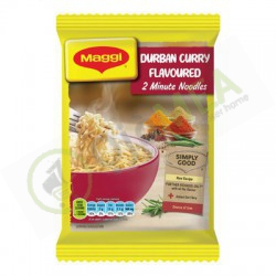 Maggi 2 minute noodles...