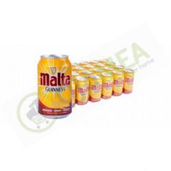 Malta Guiness Can Carton x 24