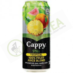 cappy still tropical 330ml
