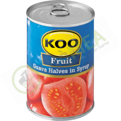 koo canned fruit guava 410g