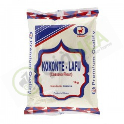 Cassava flour Kokonte flour...