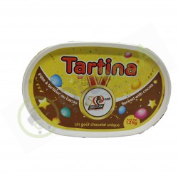 Tartina (Spread with cocoa)...