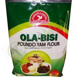 Ola-Bisi Poundo Yam Flour 900g