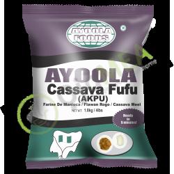 Ayoola Cassava Fufu 900g