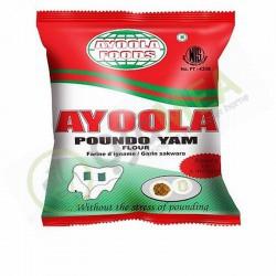 Ayoola Poundo Yam 450g