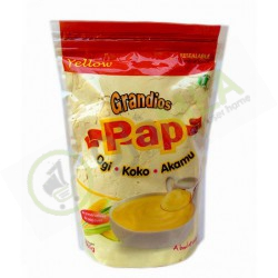Grandios Pap Yellow 500g