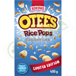 Bokomo Otees Rice Pops 400g