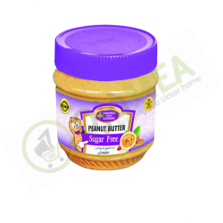 Peanut Butter Sugar Free 340g