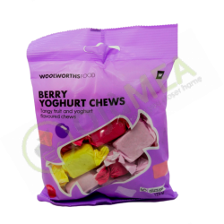Woolworths Berry Yoghurt...
