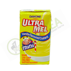 Ultramel Vanilla Custard 125ml