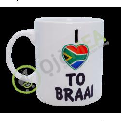 SA Coffee Mug (i love to...