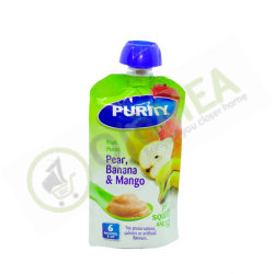 Purity Puree 110ml Pear,...