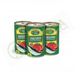 Sardine In Tomato Sauce...
