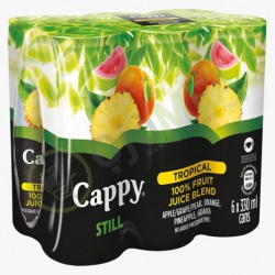 cappy still tropical 330ml...