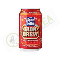 Spar-Letta Iron Brew Can 300ml