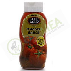 All Gold Tomato Sauce...