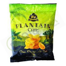 olu olu plantain crisps...