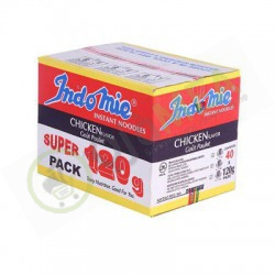 Indomie Carton Superpack 120 g