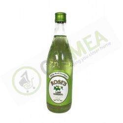 Roses Cordial Lime 750ML