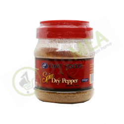 Dry Pepper Chat Foods 250g