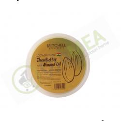 100% Natural Shea Butter...