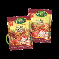 Fung yue Jollof rice spice...