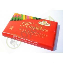 Kingsbite Milk Chocolate 50 g