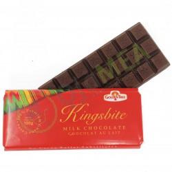 Kingsbite Milk Chocolate 100 g