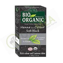 Henna Hair Colour Soft black