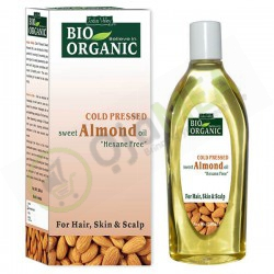 Cold Pressed Sweet Almond...