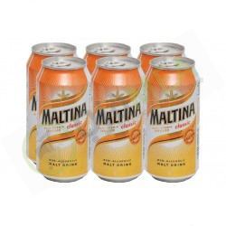 Maltina Can Pack of 6